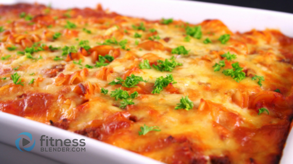Mexican Lasagna with Tortillas | Fitness Blender
