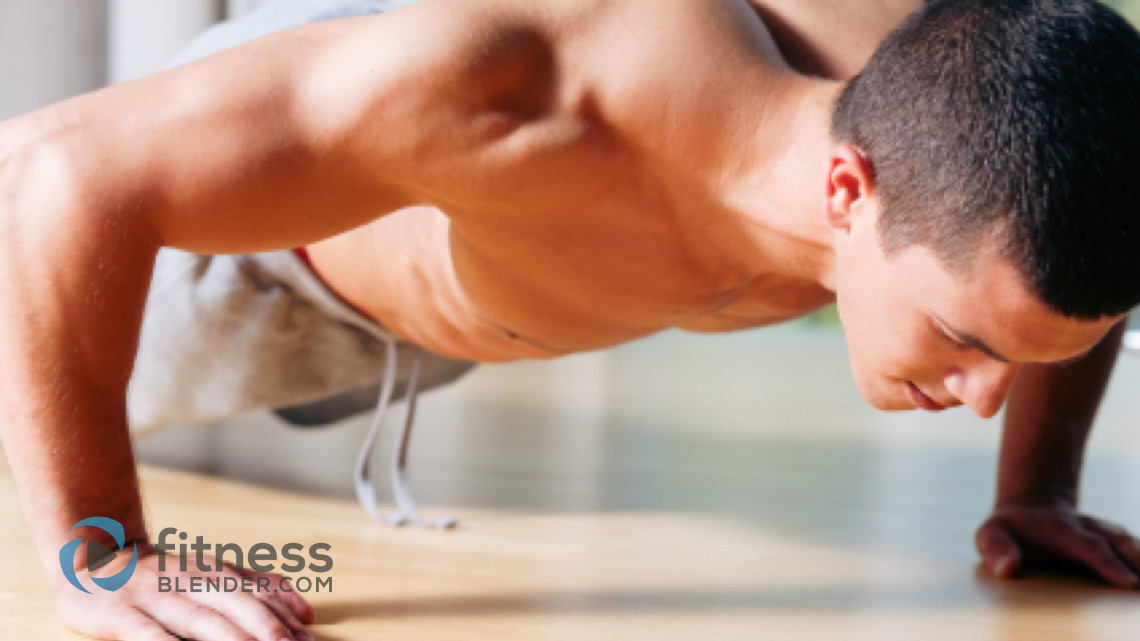 the best push up variations