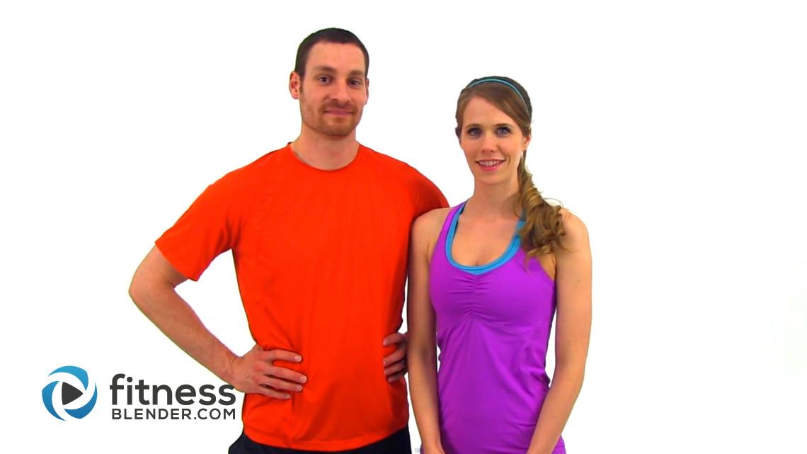 Fitness Blender's PFT - Physical Fitness Test   Fitness ...