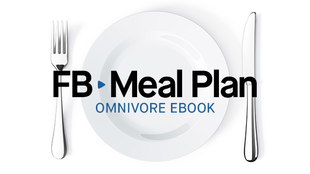 FB - 4 Week Omnivore Meal Plan and Nutrition Guide