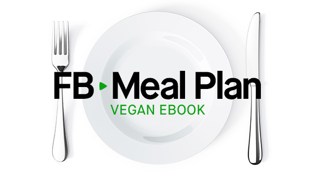 FB - 4 Week Vegan Meal Plan and Nutrition Guide
