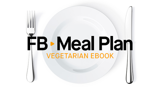 FB - 4 Week Vegetarian Meal Plan and Nutrition Guide