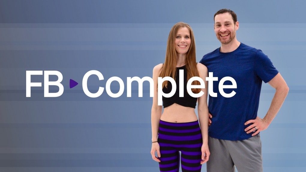4 Week FB Complete: A Customizable Workout Program for Beginner, Intermediate, and Advanced