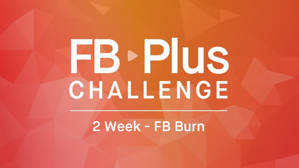 FB Plus Challenge: FB Burn