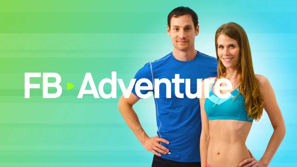 FB Adventure - 4 Days/Week Program for A Fit, Healthy Body