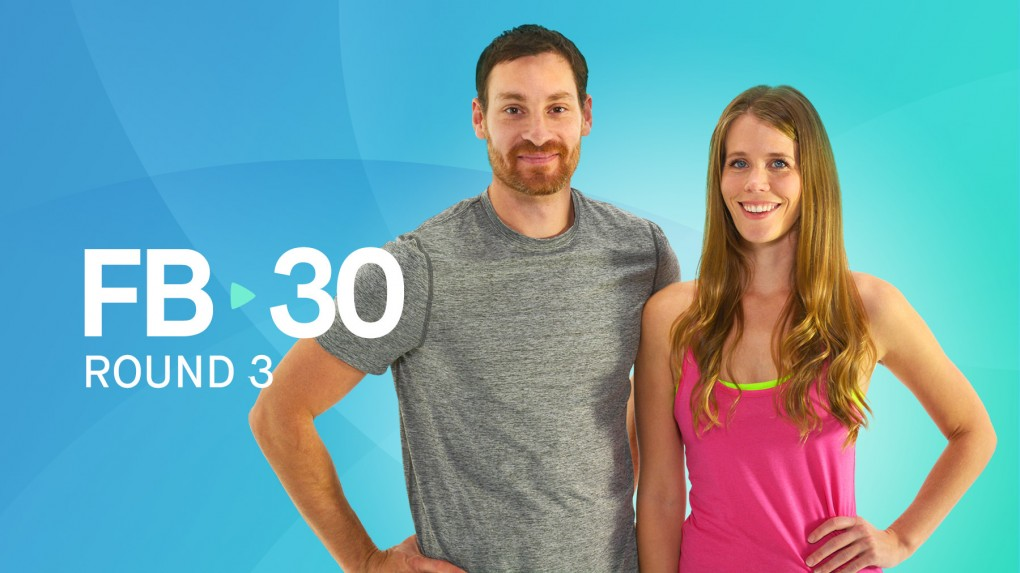 FB 30 - Round 3 - 8 Week Fat Loss Program For Busy People