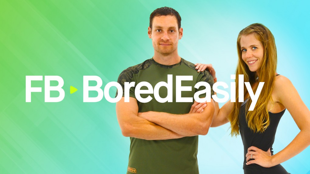 FB Bored Easily - Workout Program for People Who Get Bored Easily