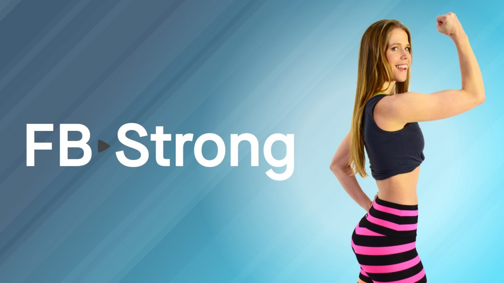 4 Week FB Strong - Build Muscle, Burn Fat and Feel Great