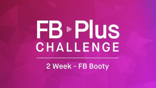FB Plus 2 Week FB Booty Challenge