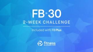 2 Week FB30 Challenge