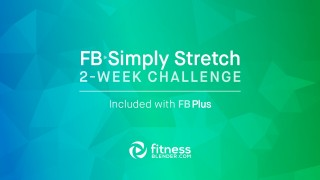Simply Stretch Challenge - Two Week Stretching Workout Plan
