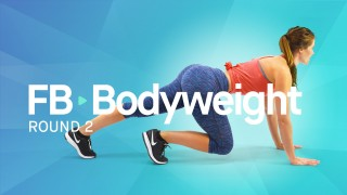 FB Bodyweight - Round 2 - No Equipment Workouts to Burn Fat and Tone Up