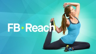 FB Reach - Stretching, Yoga, & Pilates Program for Flexibility & Total Body Toning