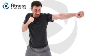 Advanced Kickboxing Workout to Challenge Your Body and Brain