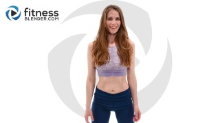 Bodyweight Cardio Workout - At Home Cardio with No Equipment