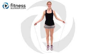 Jump Rope Workout - Energy Boosting Cardio Burst for Endurance