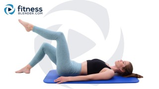 Restorative Pilates Workout for a Strong Foundation - Core and Lower Body
