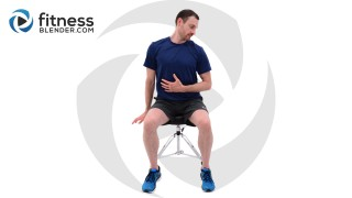 Desk Job Stretches to Relieve Tight Muscles & Improve Posture: Desk Stretching Workout