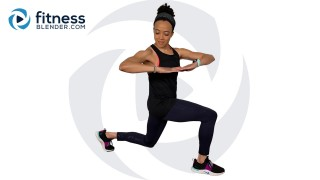 Full Body Strength Complex with Bodyweight Core Finisher