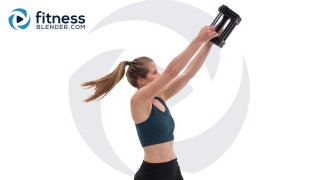 30 Minute Upper Body Workout - Bored Easily Strength Workout