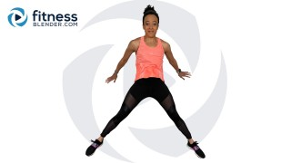 Bodyweight Cardio HIIT - Match or Beat Reps