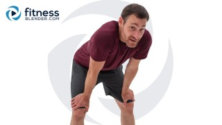 Challenging But Quick Total Body HIIT - Brutal At-Home HIIT Workout