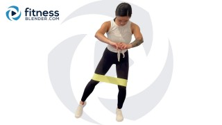 Knee Friendly Lower Body Workout that Still Packs a Punch