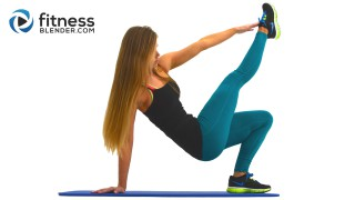 5 minute abs and obliques workout  abs exercises for a