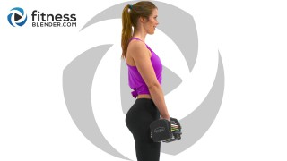Build a Booty Workout - Strength and Pilates Workout for Butt and Thighs