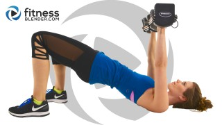 Get Strong! Upper Body Workout for Strength with Descending Reps