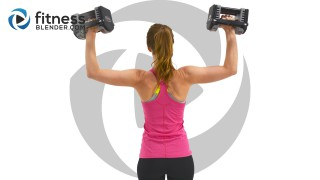 Functional Upper Body Workout for Strength and Coordination
