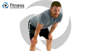Dynamic Total Body HIIT and Core Workout