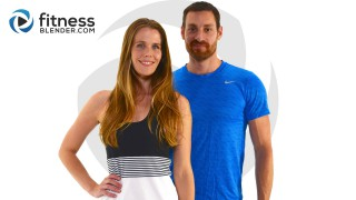 10 Minute Abs Workout with Kelli and Daniel - At Home Abs Workout