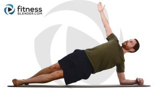 30 Minute Core Strength - Fitness Blender Advanced Core Workout
