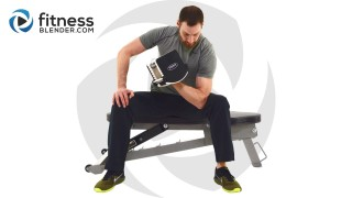Upper Body Workout for Coordination and Control - Isolated Functional Strength Workout