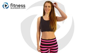 10 Minute Upper Body Workout - Upper Body Exercises for Toning and Strength