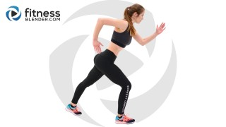 Energy Boosting Cardio Jumpstart - Total Body Warm Up Cardio Workout