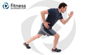 HIIT and Kickboxing Cardio Plus Abs - Home Cardio and Abs Workout