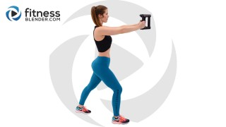 Complete Upper Body Workout for Strength & Toning: Arms, Shoulders, Chest, and Back Workout