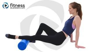 Foam Rolling Workout for the Lower Body - Foam Roller Routine