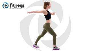 15 Minute Bodyweight Cardio Workout for Fat Burn and Energy Boost - Feel Good Total Body Cardio