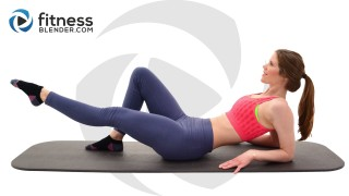 Pilates Flow - Lower Body Pilates Workout