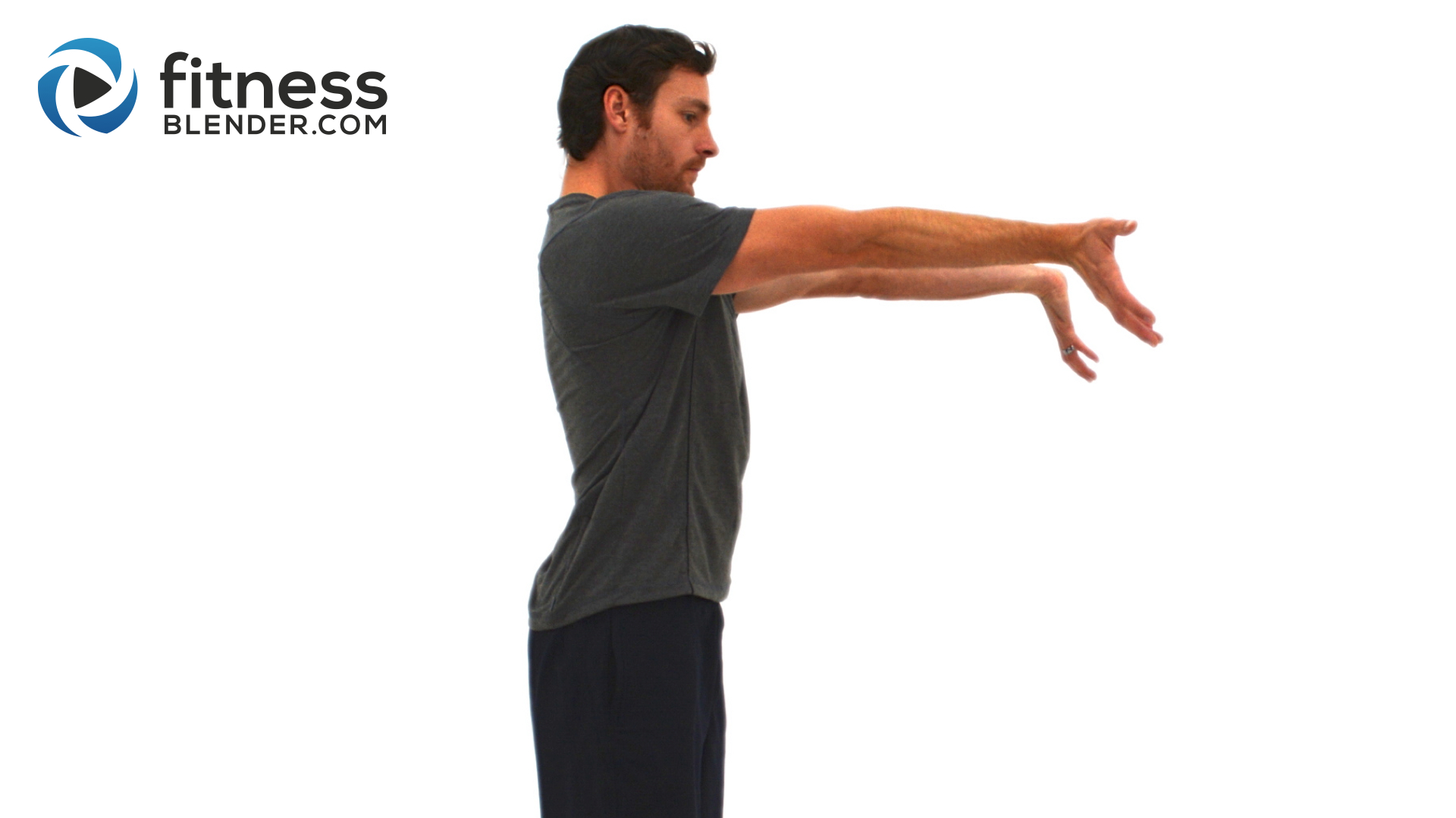 Upper Body Active Stretch Workout - Arms, Shoulder, Chest ...