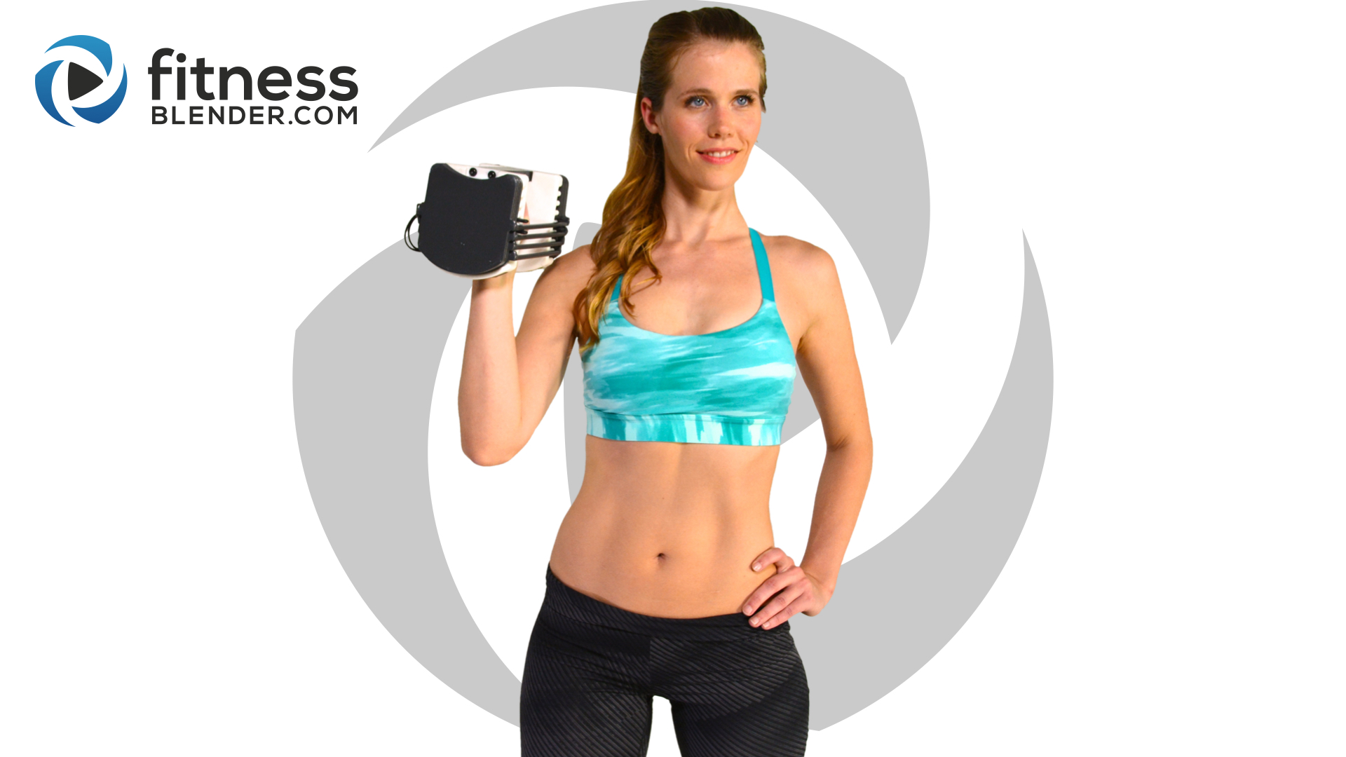 Intense Fat Burning Cardio Intervals And Thigh Workout Fitness Blender