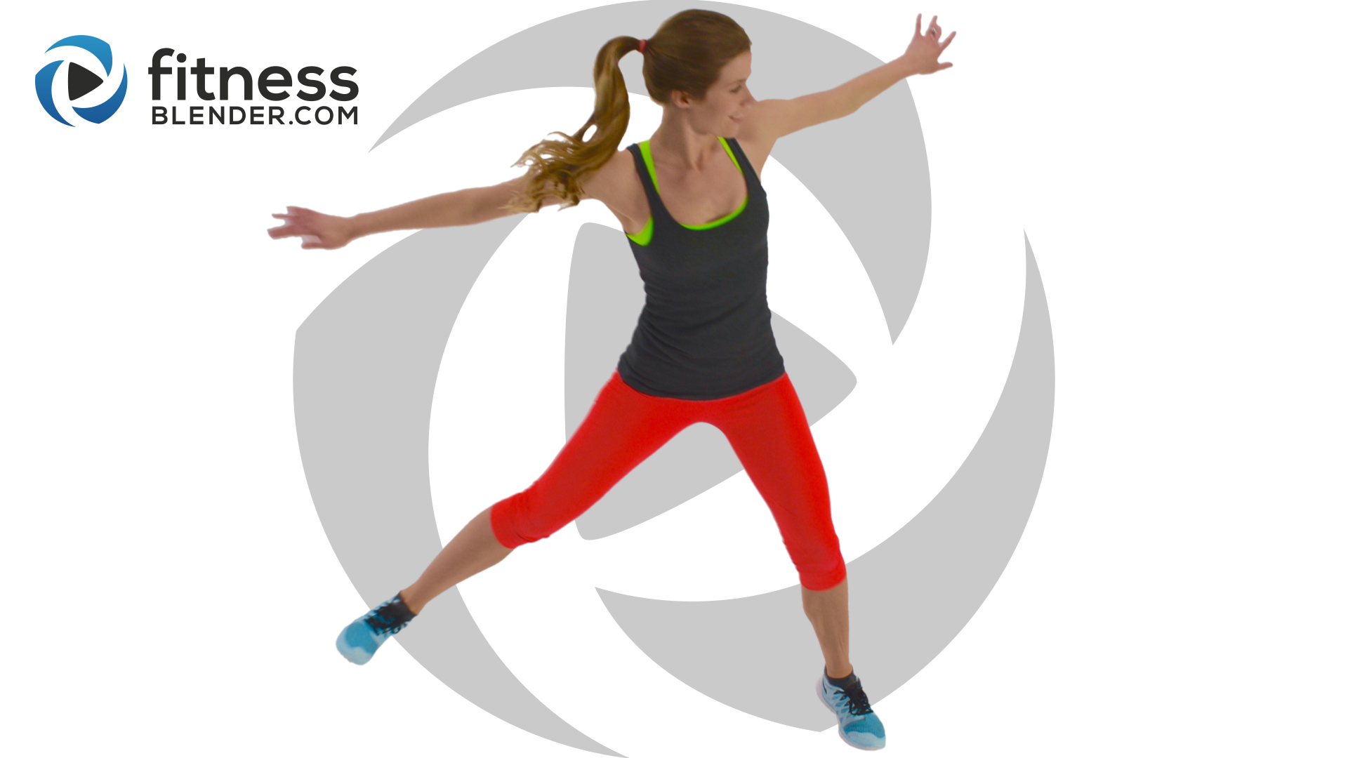 Wake Up Call Cardio Workout Calorie Burning Warm For Energy Fitness Blender