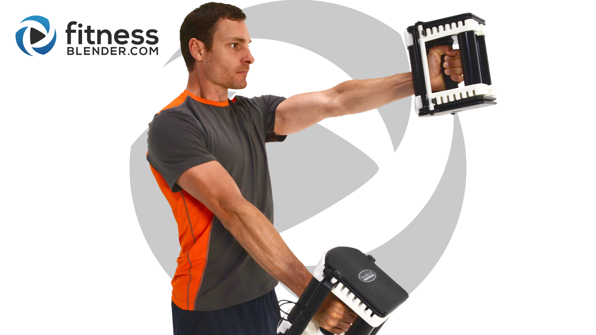 Upper Body Alternating Dumbbell Workout Challenge Strength And Coordination Fitness Blender