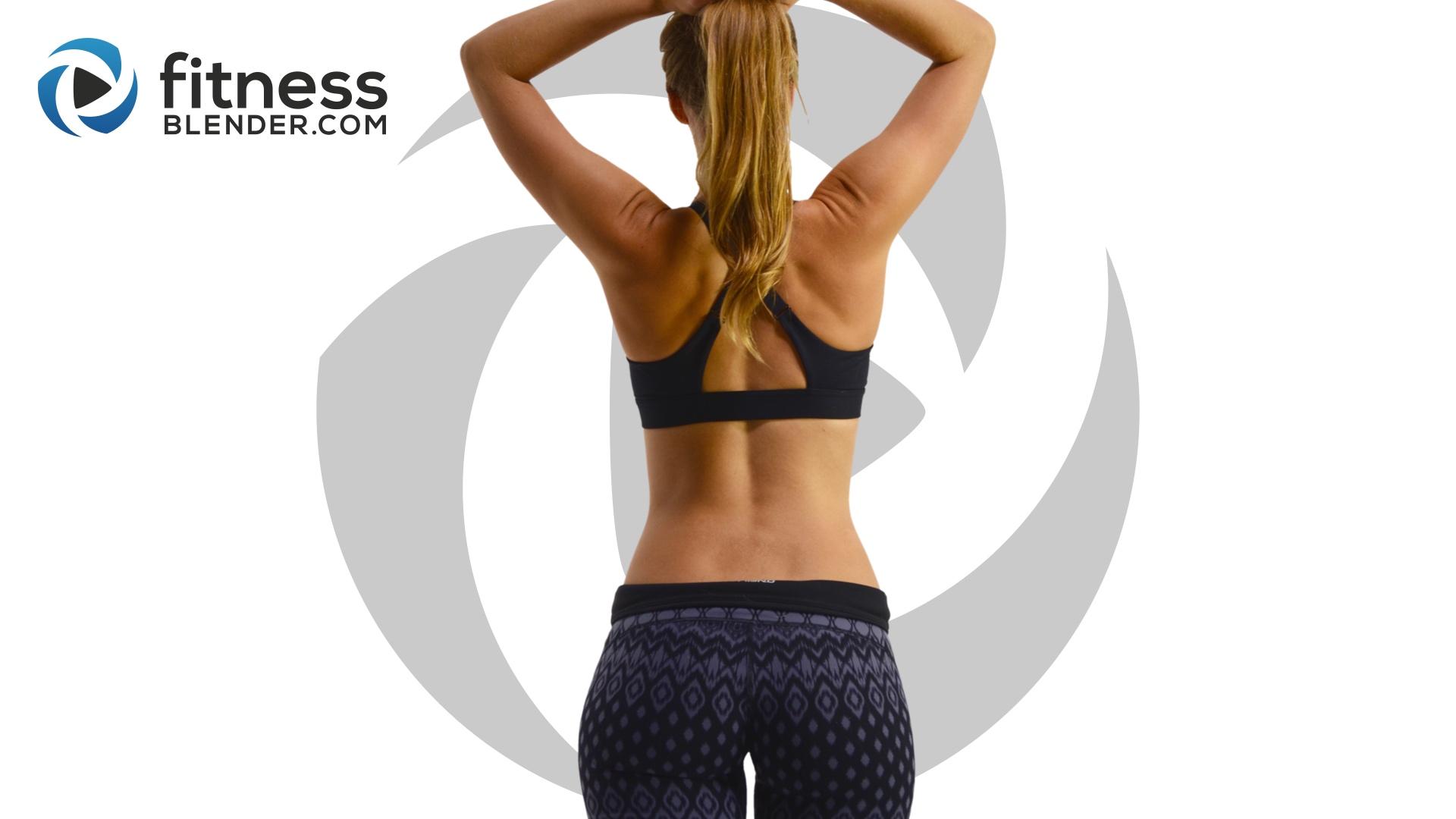 Butt Thighs Workout 35