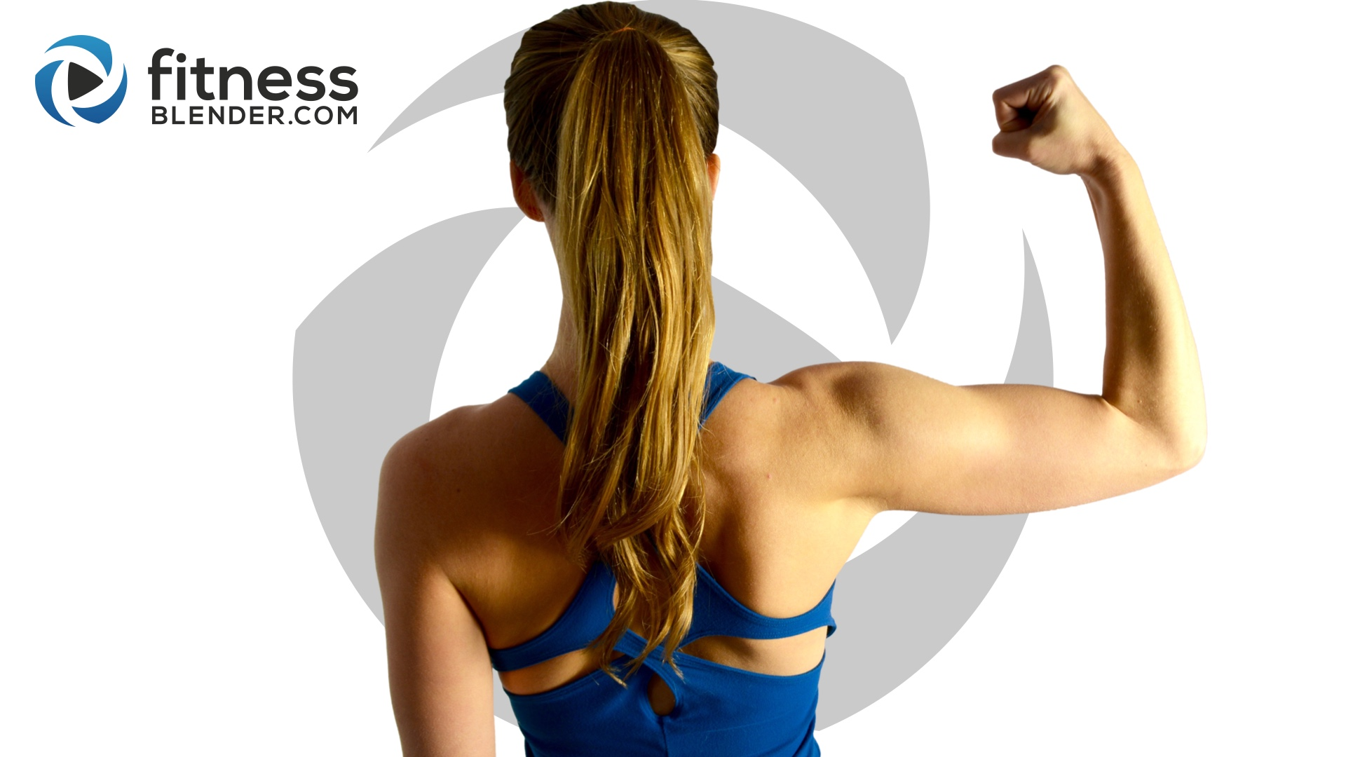 10 Minute No Equipment Upper Body Workout Complete Without Weights Fitness Blender