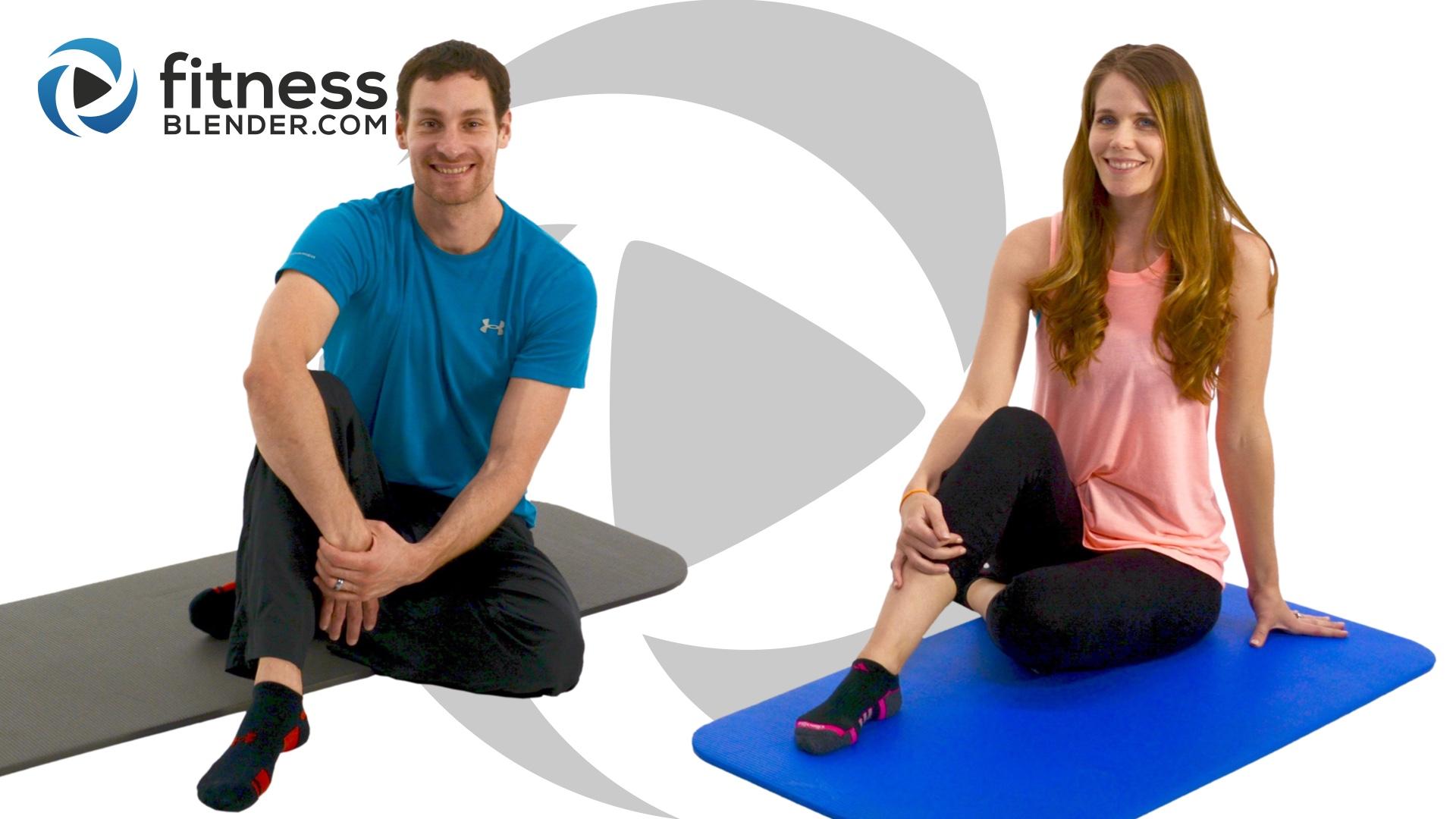 lower body pilates workout