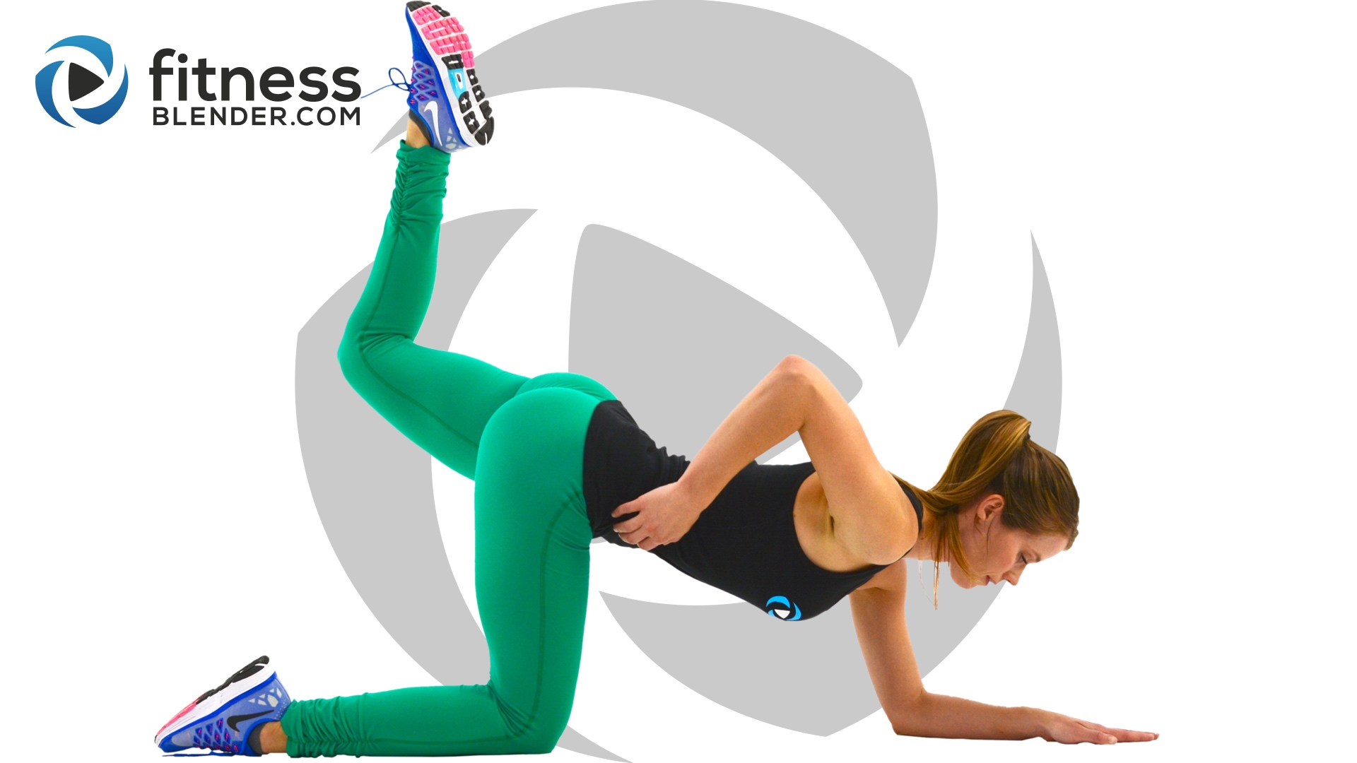 Fitness Blender Arms